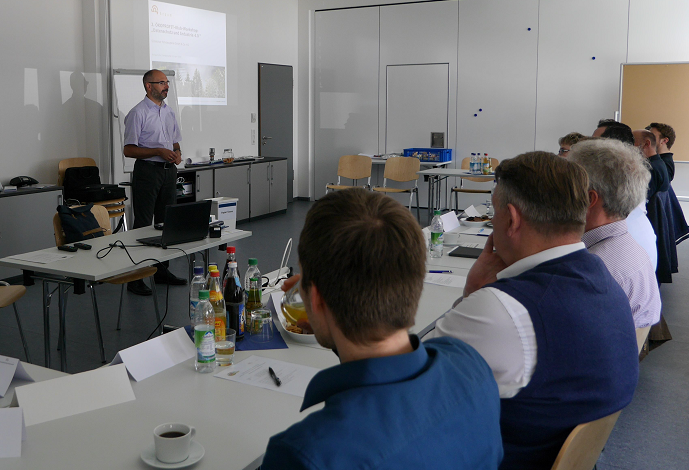 Second ÖKOPROFIT Workshop in Penzberg