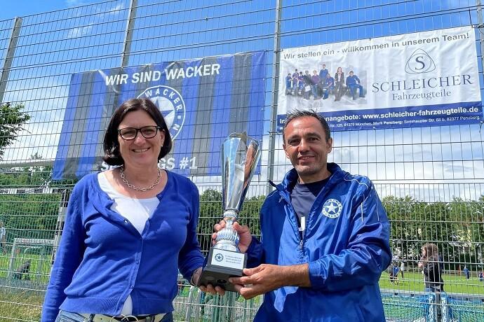 Sendlinger Cup 2021 lässt Fußballeraugen leuchten