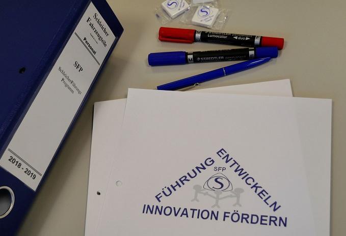 SchleicherFührungsProgramm (SFP) 2018/2019